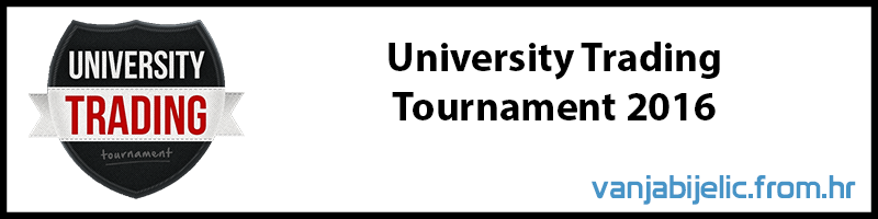 University Trading Tournament 2016 - prijave